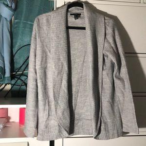 Forever 21 grey Cardigan In medium